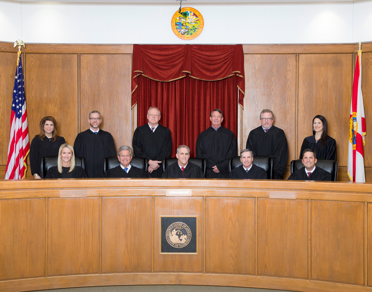 Judge James A  Edwards - Fifth District Court of Appeal